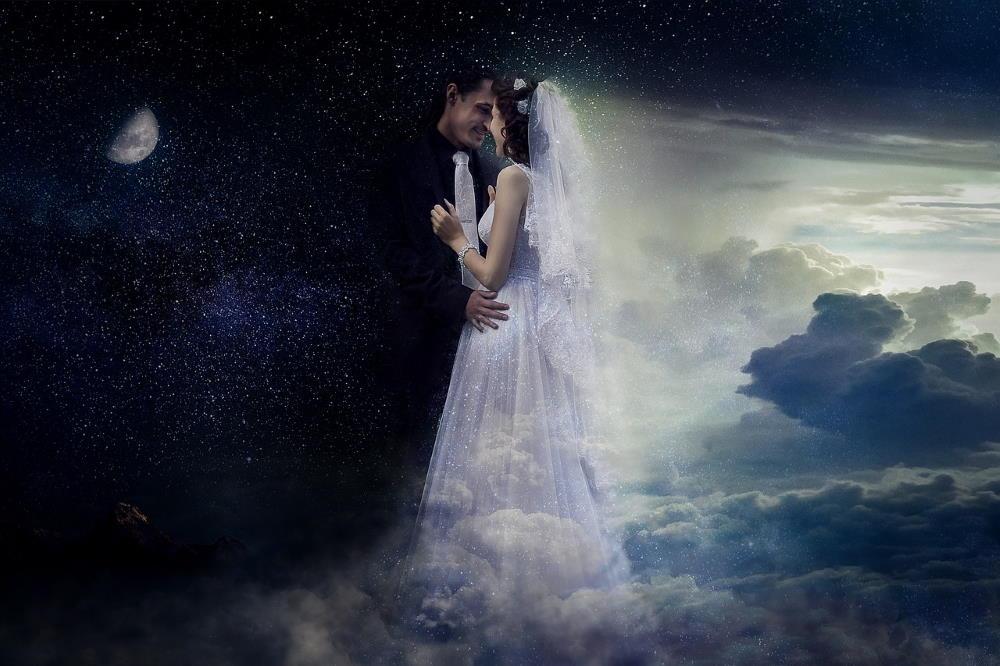Соединение дня и ночи, жениха и невесты