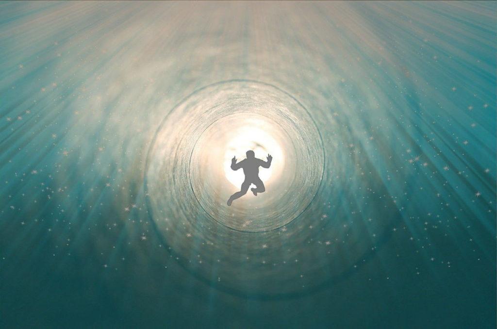 Вознесение человека, влекомого Силой Духа