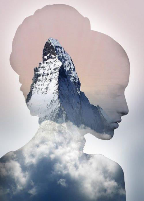 Гора, символизирующая духовные высоты